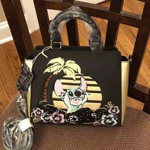Disney Stitch Loungefly Bag